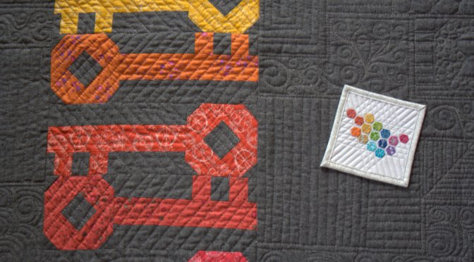 Blogger's Quilt Festival Voting Open