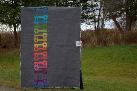 Bloggers Quilt Festival Entries: Large and mini mini