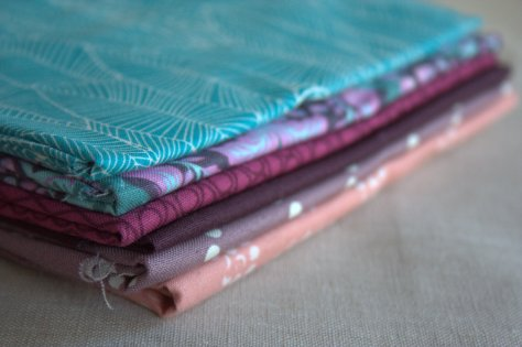 autumn dusk fabric bundle fiddlehead artisan supply