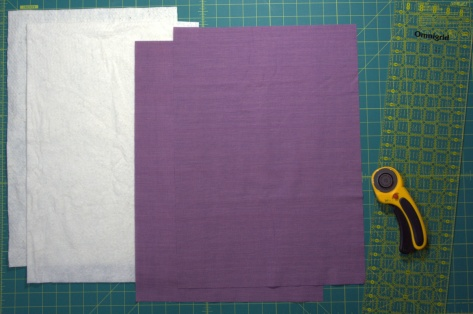 pillow envelope backing tutorial