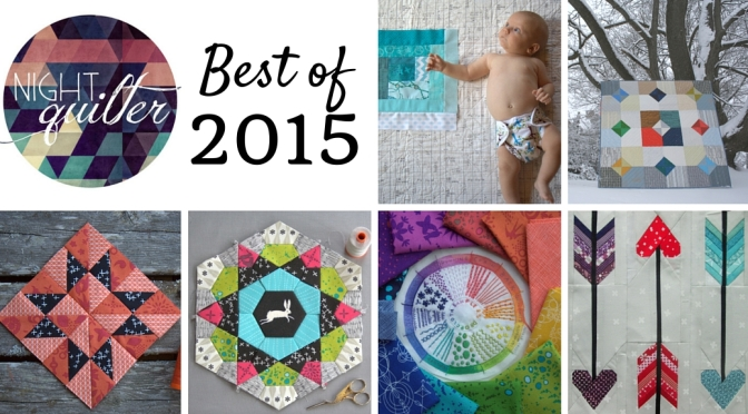 nightquilter Best of 2015