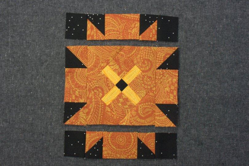farmers wife 9 autumn quilt block tutorial
