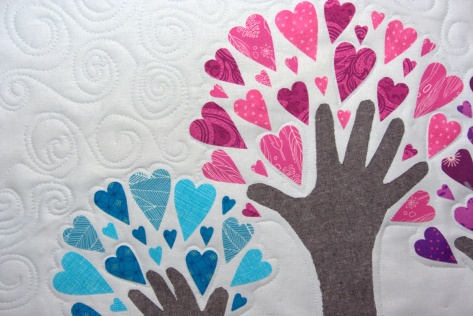 growing tree sizzix tutorial