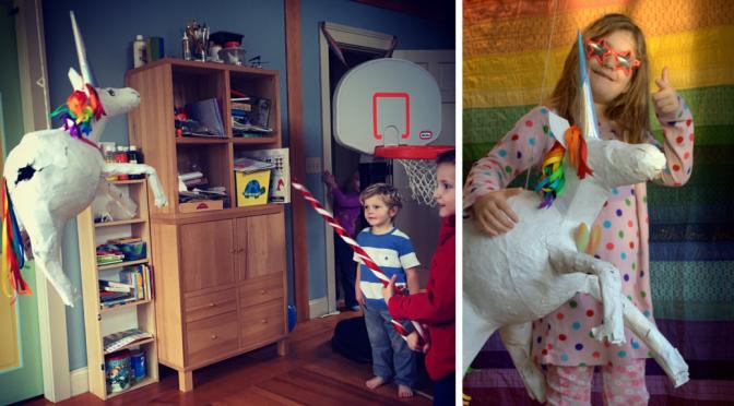 Birthday Piñata Tradition: A Smashing Good Time