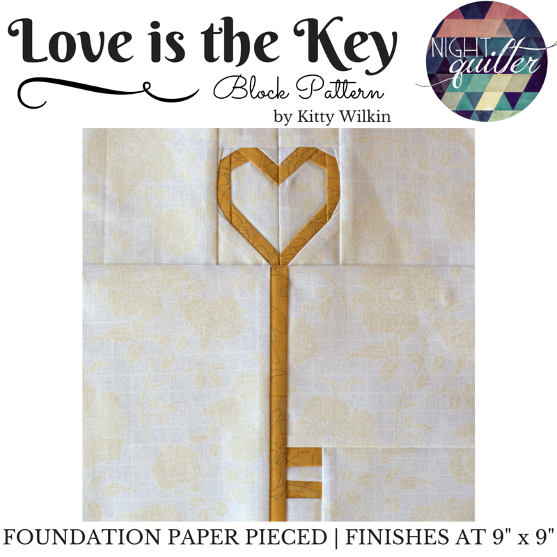 Love is the Key Cover