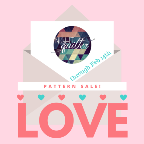 pattern sale love