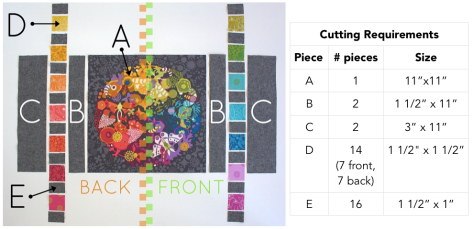 zippy planners cover tutorial cutting instructions