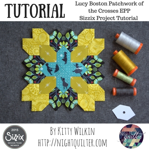 sizzix lucy boston tutorial