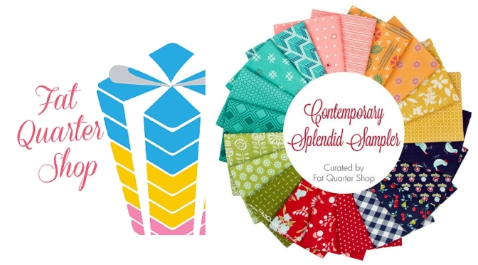 Sponsor Introduction: Fat Quarter Shop {& a Giveaway}