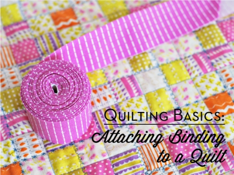 Bijou Lovely binding attaching