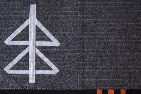 finnish ancestral emblem mug rug