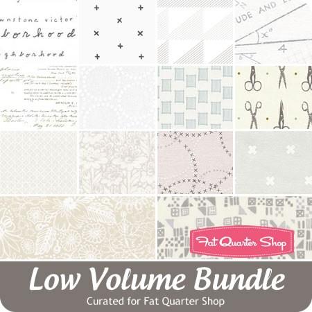 low volume bundle fat quarter shop nightquilter