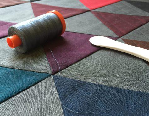 oakshott lipari vesuvius quilt tutorial