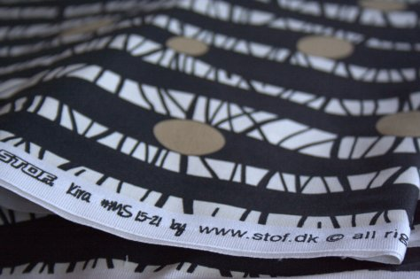 stof fabrics to back the milestone quilt