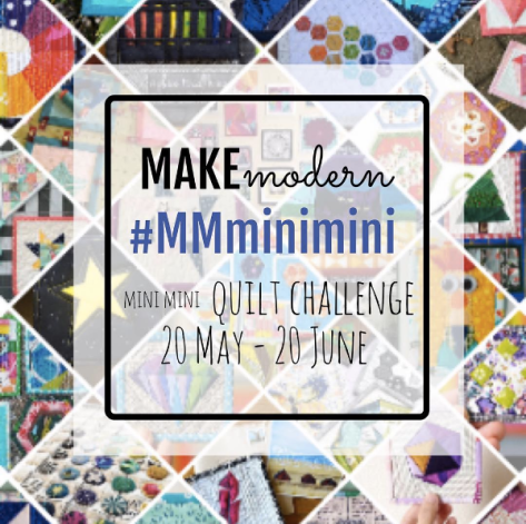make modern mini mini challenge