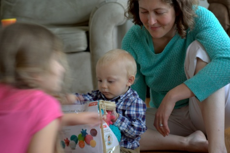 finn 1 year old birthday milestone quilt