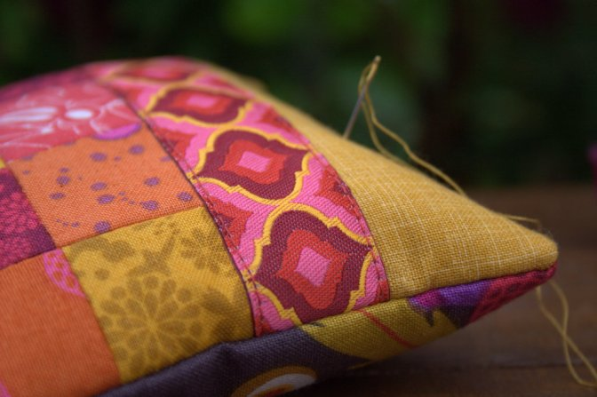 Pin Cushion Sew Along with Fat Quarter Shop