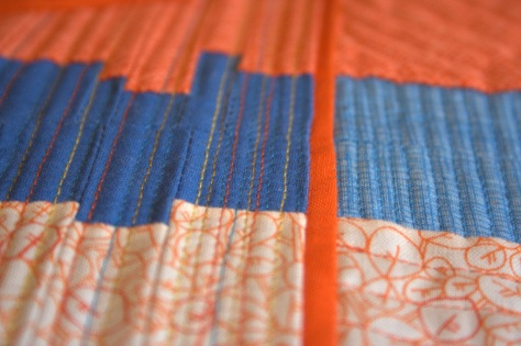 let your heart shine true matchstick quilting detail