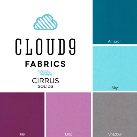 2016 cloud9 organic cirrus solids new block blog hop
