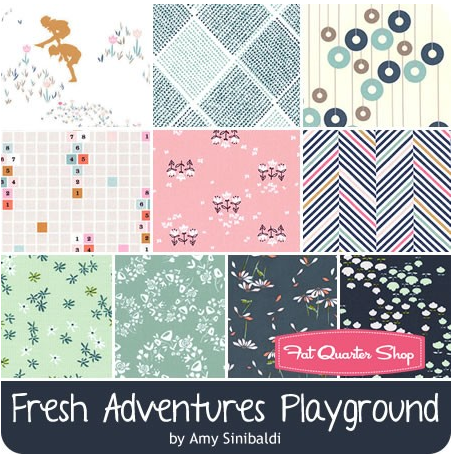 fresh adventures amy sinibaldi art gallery fabric fat quarter shop