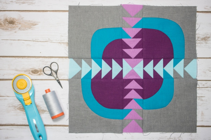 Cloud9 New Block Blog Hop: Steady On {Tutorial}