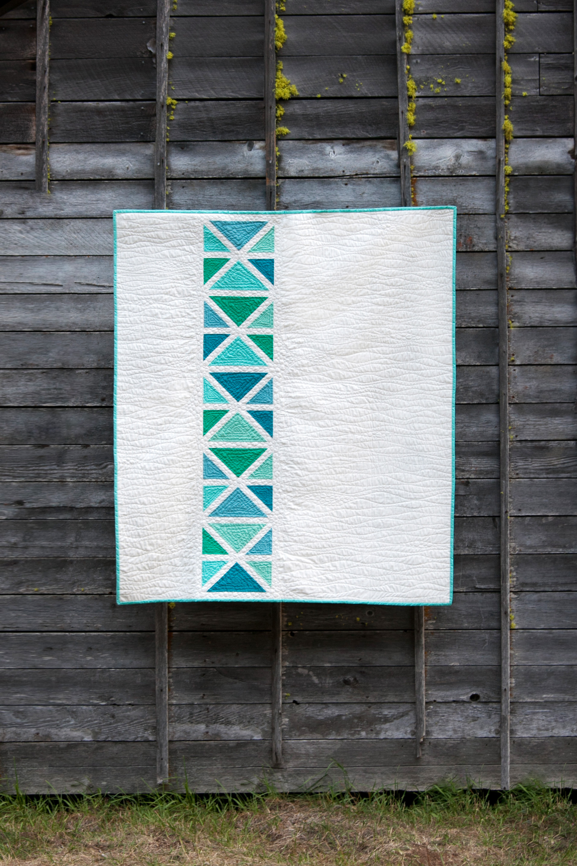 quilt theory ocean path