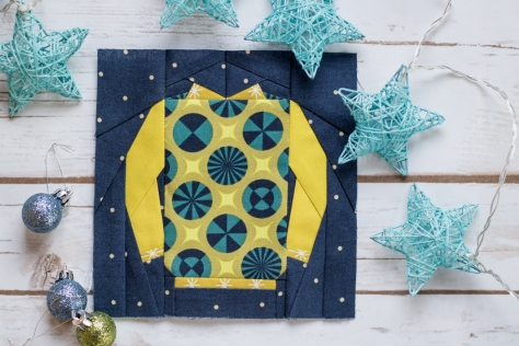 kidgiddy ugly sweater block