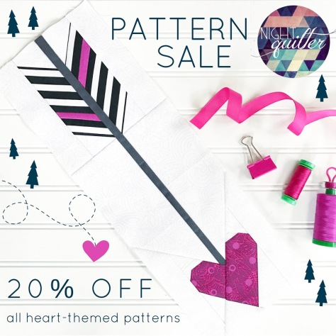 night quilter pattern sale