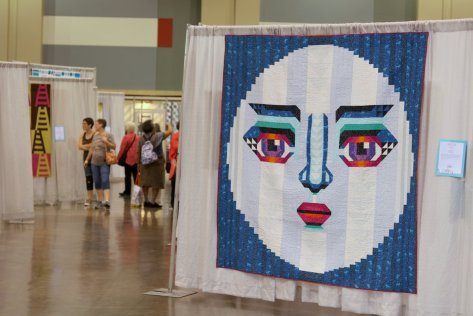 faces melissa alverinas quiltcon 2017