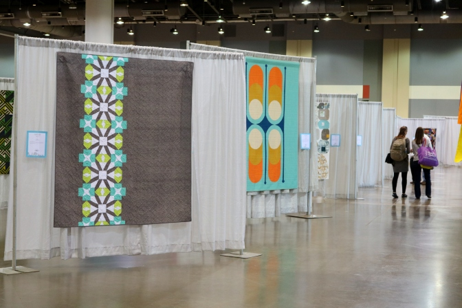 Scenes from Savannah: QuiltCon East 2017
