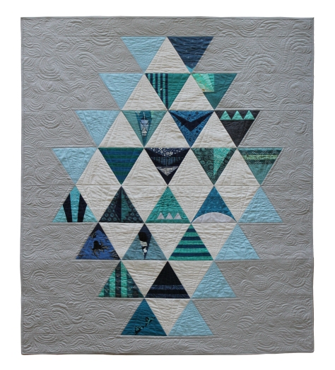 Well Wishes Charity Quilt Rebecca Bryan