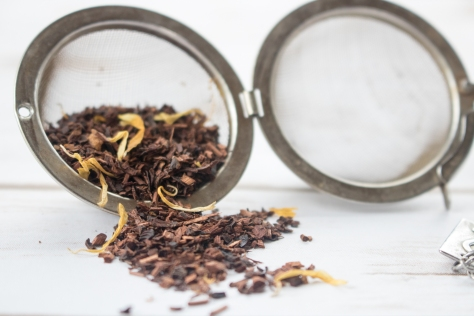 self care blend plum deluxe tea