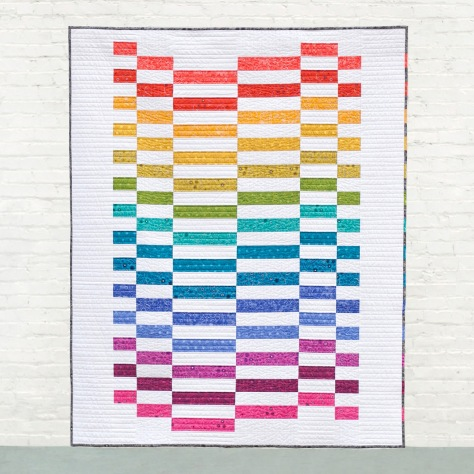 Kitty-Staggered quilt theory collection 2