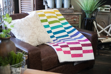 staggered quilt staged quilt theory