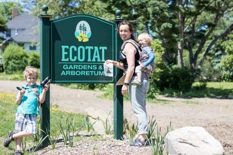ecotat garden trails hermon maine
