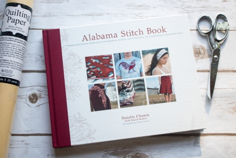 alabama chanin stitch book