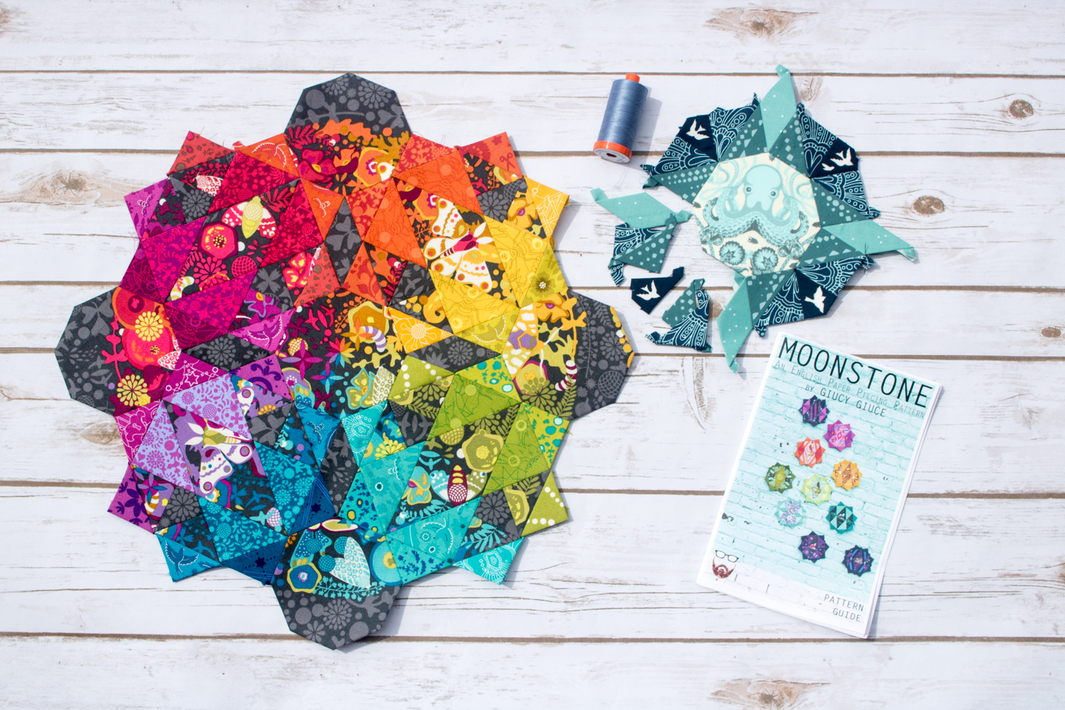 moonstone madness giucy giuce epp kit pattern