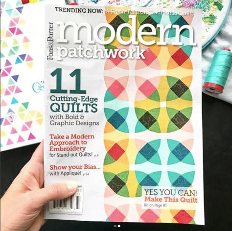 modern patchwork magazine fall 2017