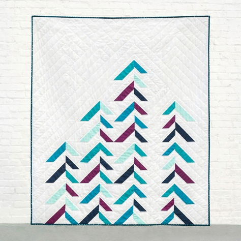 into the forest quilt theory collection 3 aurifil cloud 9 organic fabrics