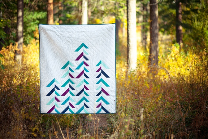 into the forest quilt theory collection 3