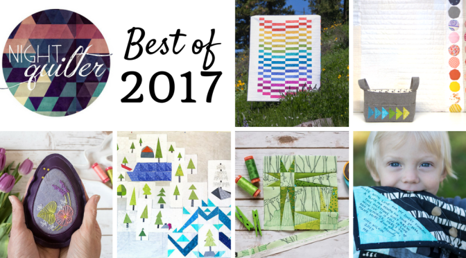 Best of 2017 night quilter