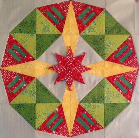 Constant Flux Christmas by Katharine Vonbibra