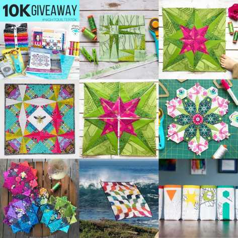 nightquilter best nine 2017 IG