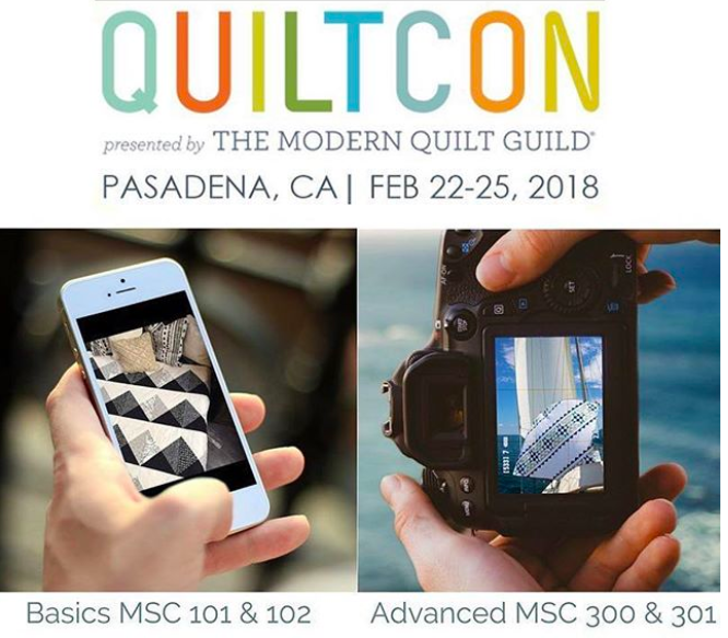quilt con teaching quilt photography