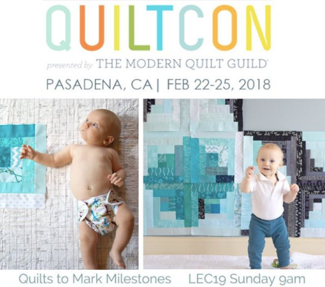 quilt con lecture milestone quilts
