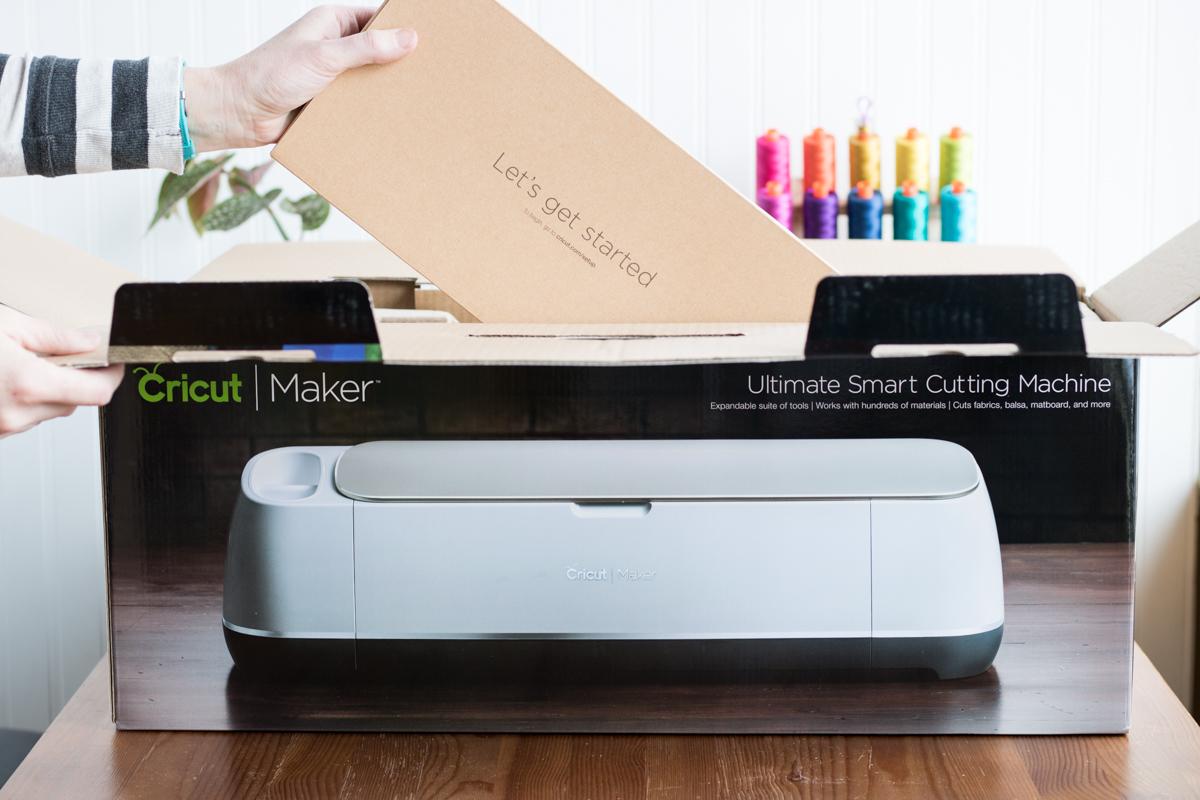 cricut maker digital cutting machine introduction