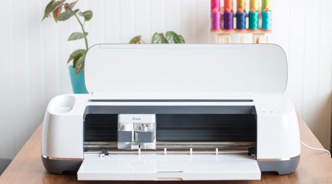 Cricut Maker and a World of Possibility