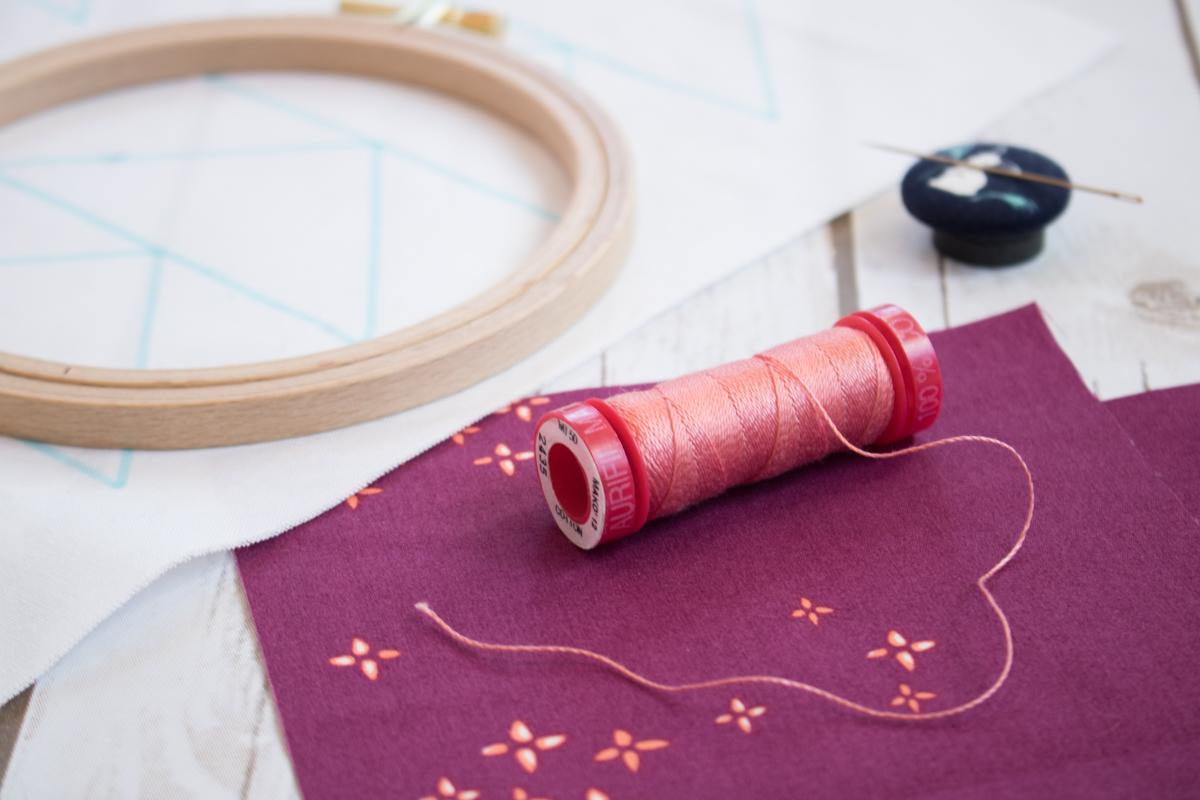 sneak peek project cricut maker quilting embroidery