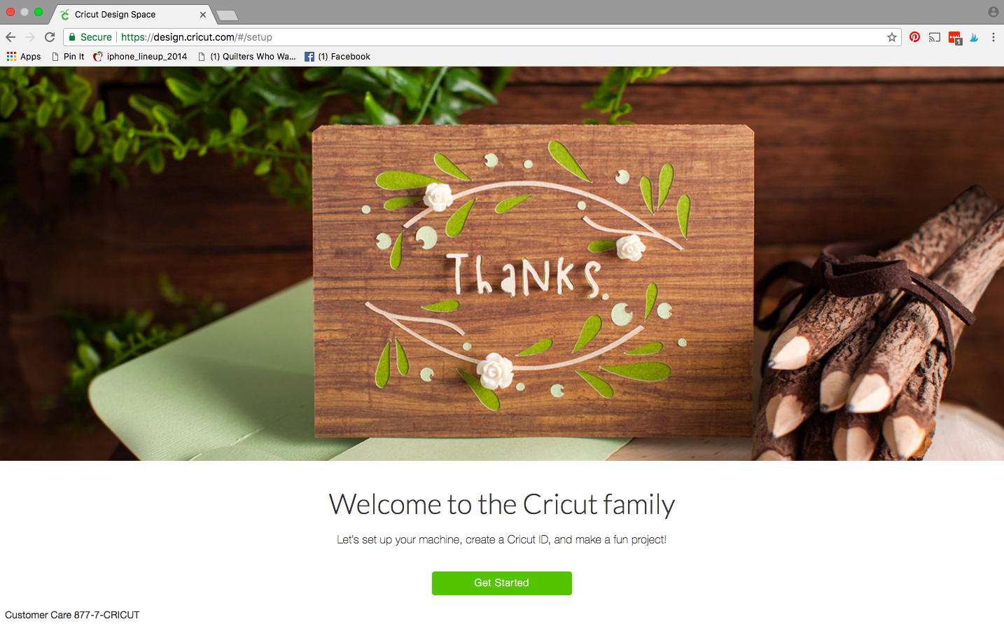 Intro for Cricut Maker