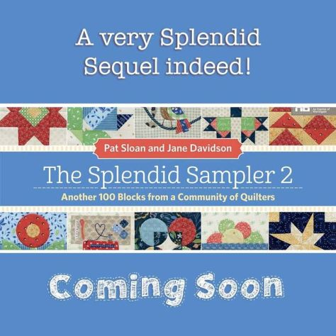 Splendid sampler 2 coming soon